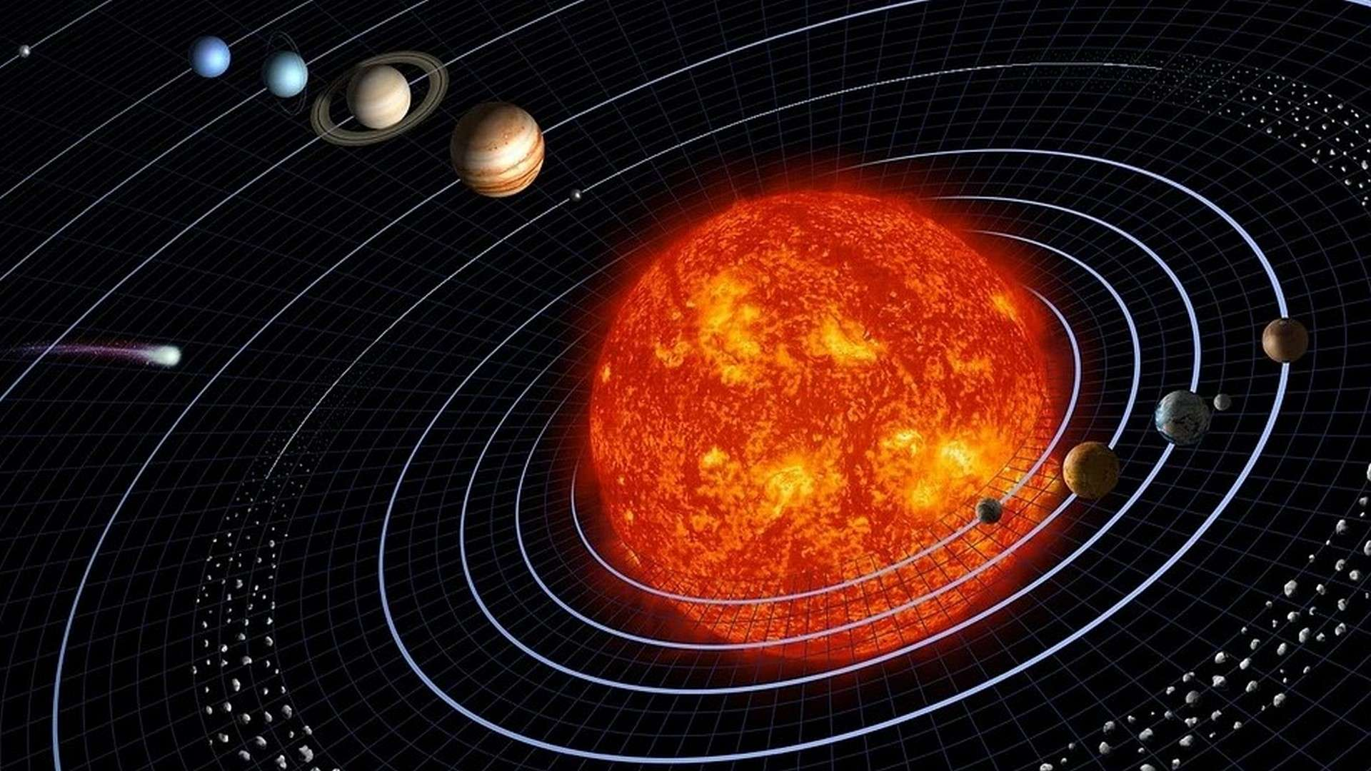 Neptuno pasó a ser el planeta que se encuentra a una mayor distancia del Sol