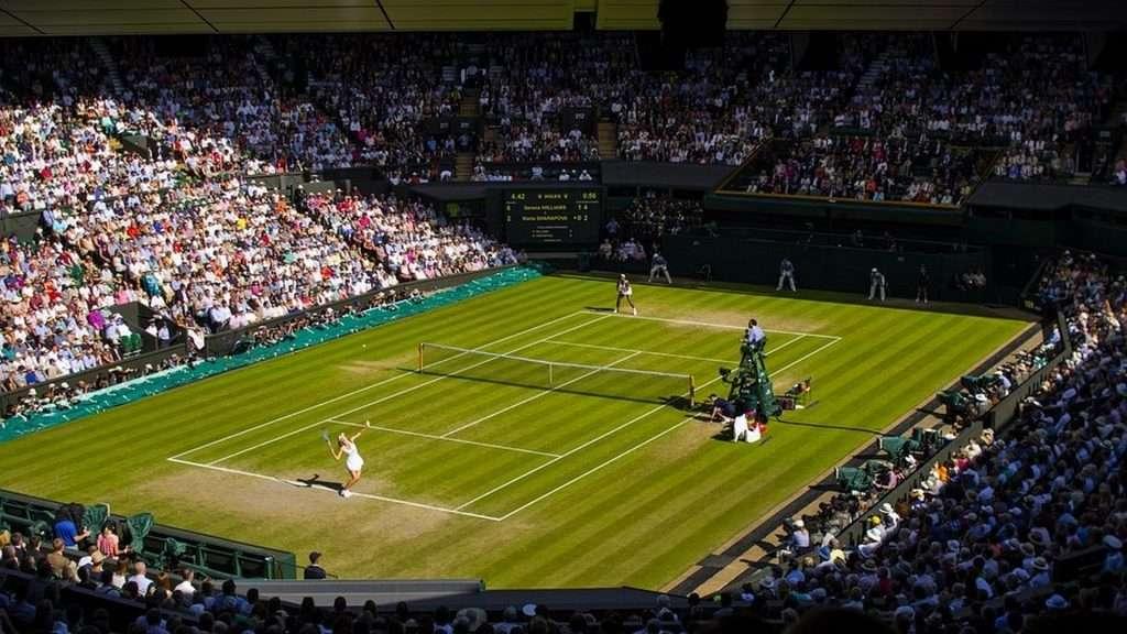 El primer torneo de Wimbledon se celebró en el año 1877.