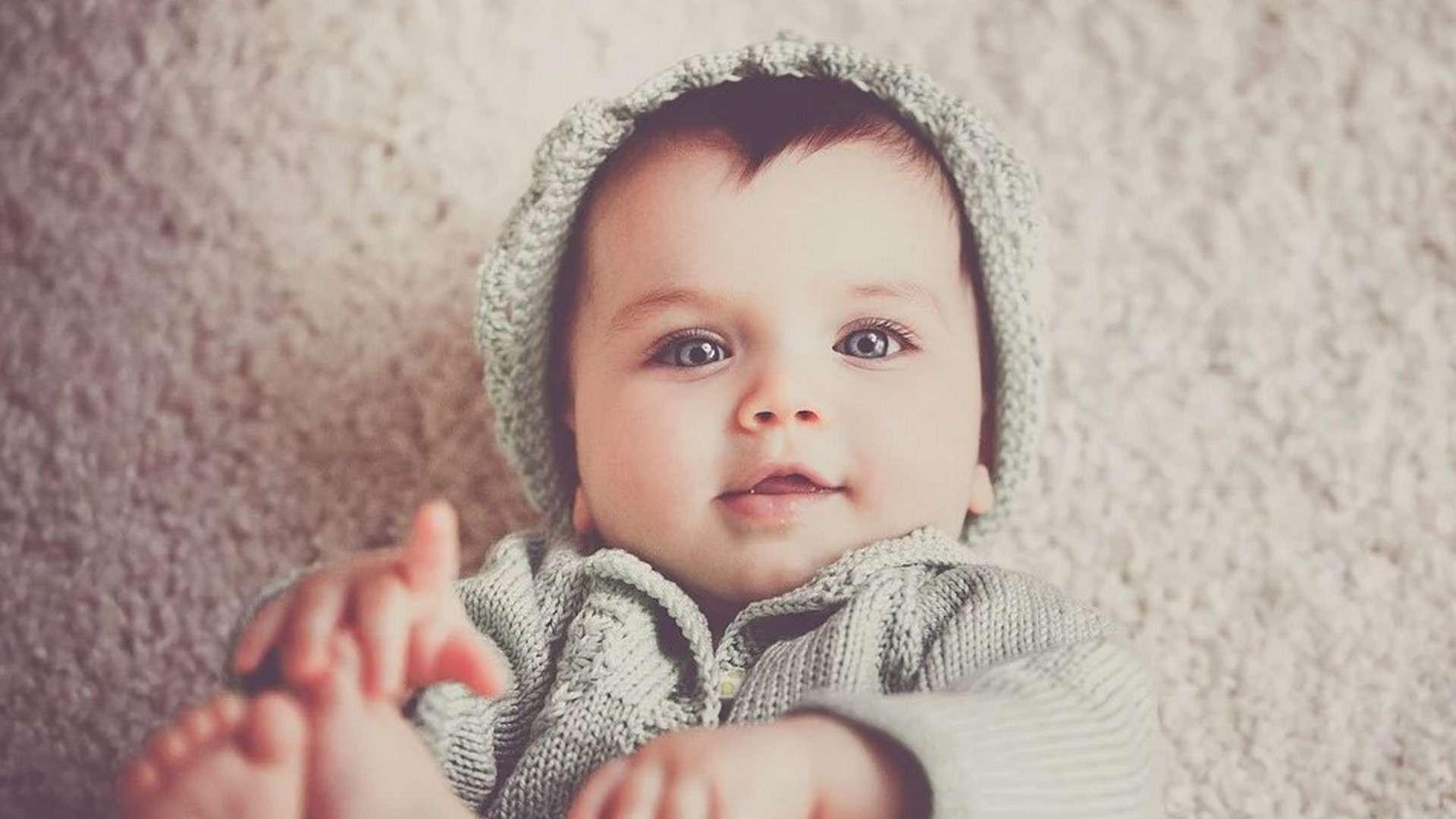 El color de los ojos de un bebé puede cambiar al crecer