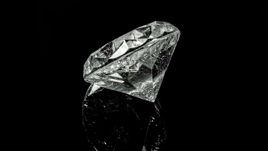 El mineral más duro es el diamante