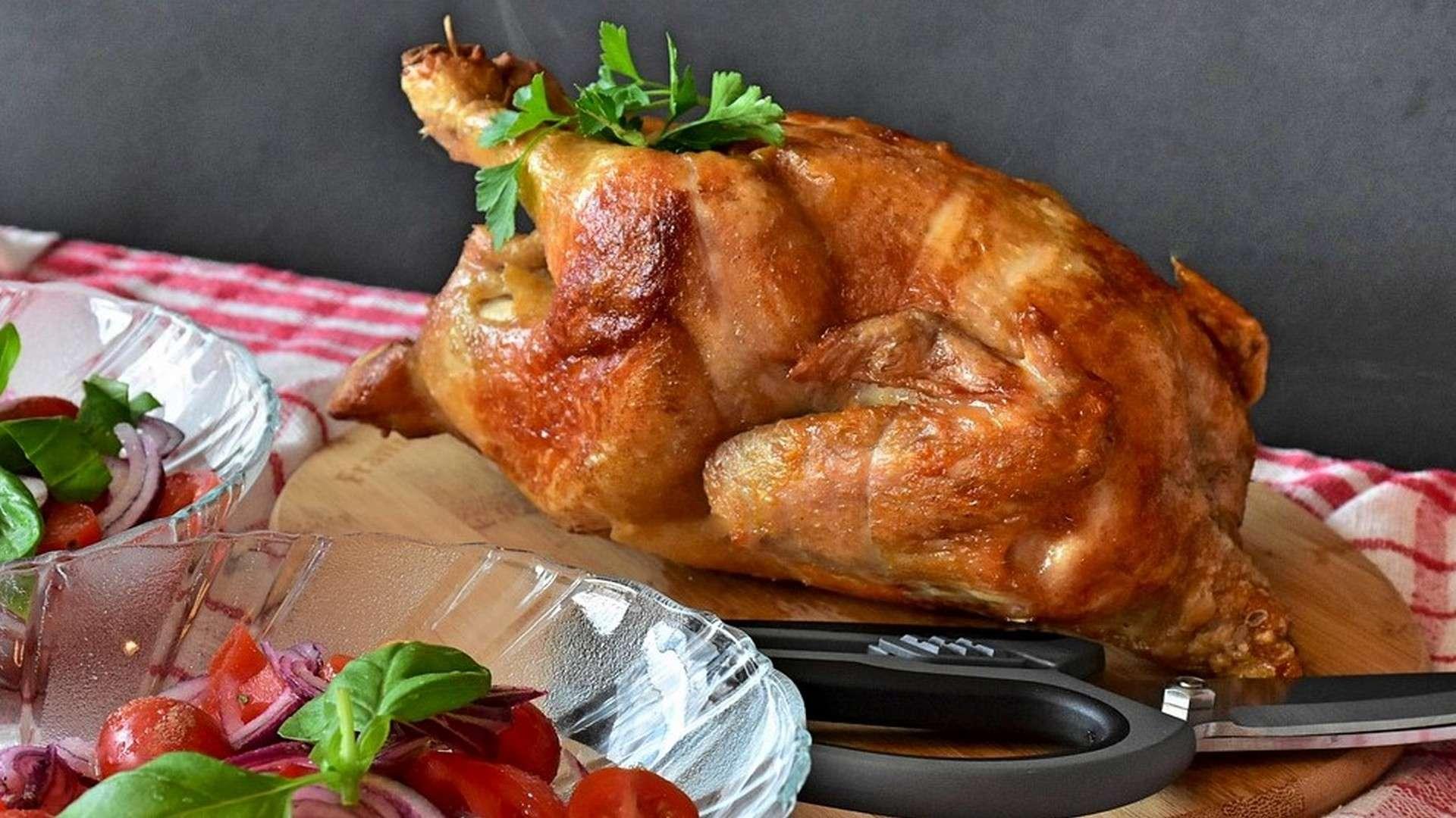 no Hay que lavar un pollo antes de cocinarlo