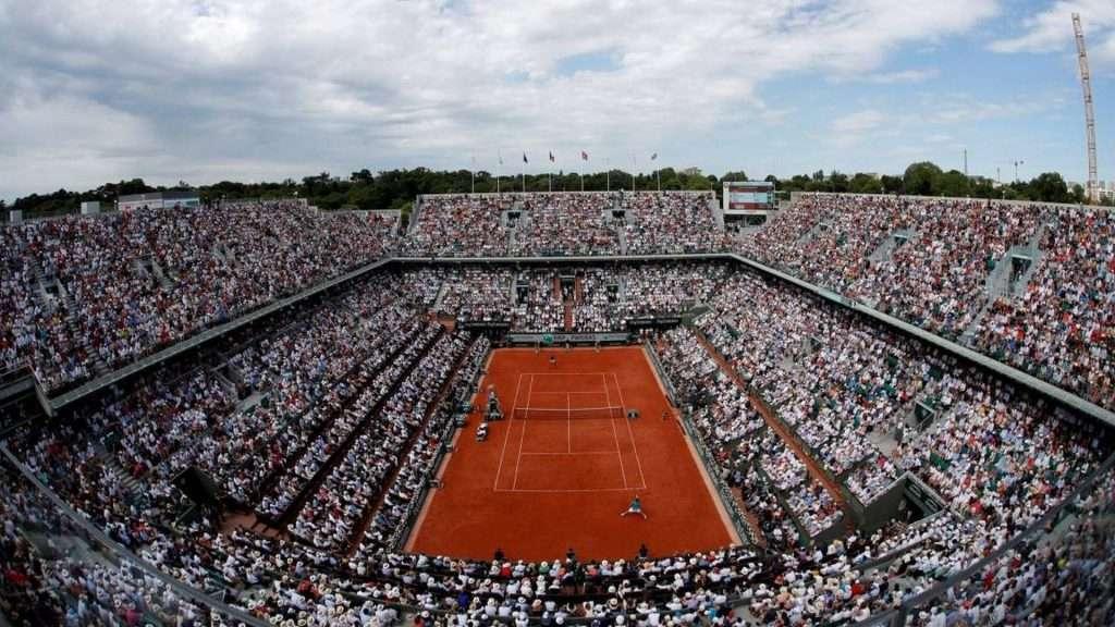 Roland Garros e celebró por primera vez en 19891