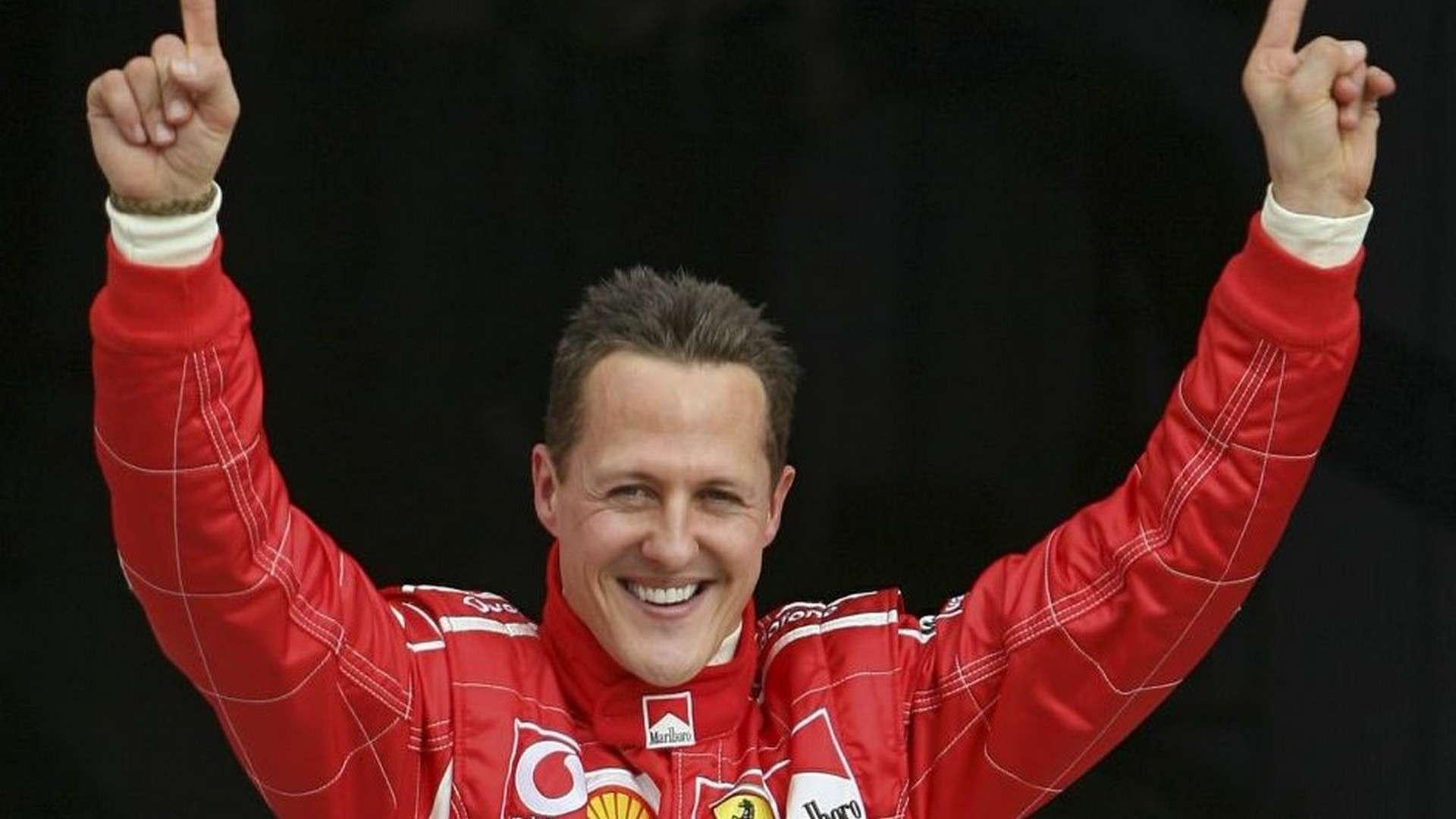 Michael Schumacher ganó un total de 7 campeonatos mundiales
