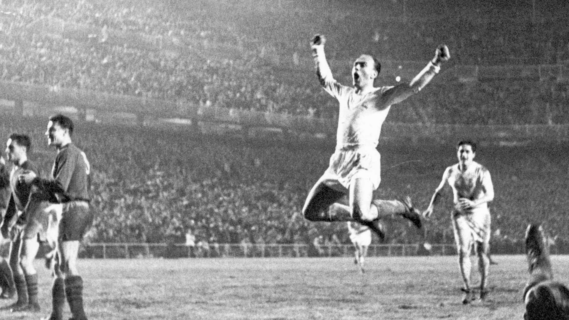 ¿Cuántos goles marcó Di Stéfano en toda su carrera?