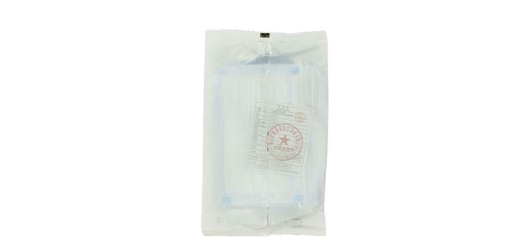 9- Bergner (Carrefour): Mascarilla infantil facial higiénica no reutilizable (10 ud)
